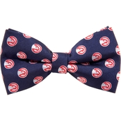 NBA Atlanta Hawks Woven Repeat Bow Tie
