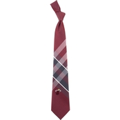 NBA Miami Heat Woven Grid Tie