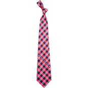 NBA Washington Wizards Woven Check Tie