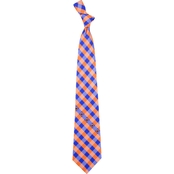NBA New York Knicks Woven Check Tie