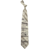 Eagles Wings You Will Be Saved (Romans 10:9) Silk Necktie