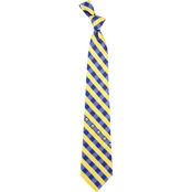 NBA Golden State Warriors  Woven Check Tie