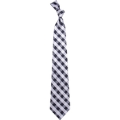NBA San Antonio Spurs Woven Check Tie