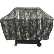 Smoke Canyon True Timber 65 in. Camo Grill Cover