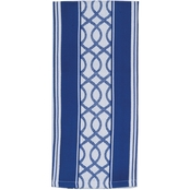 Kay Dee Designs Cobalt Blue Jacquard Tea Towel