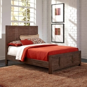 Home Styles Barnside Queen Bed
