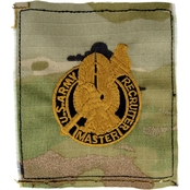Army Badge United States Army Master Recruiter Sew-on (OCP)