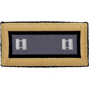 Army Shoulder Straps Captain O-3 Rank Insignia