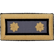 Army Shoulder Straps Major O-4 Rank Insignia