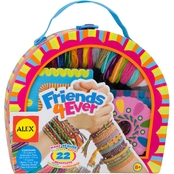 ALEX Toys Do It Yourself Friends 4 Ever Bracelet Making Kit