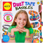 ALEX Toys Do It Yourself Wear Duct Tape Bangles Kit