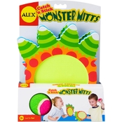 ALEX Toys Active Play Catch 'N Stick Monster Mitts Set