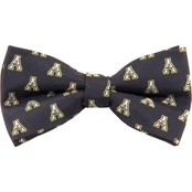 Eagles Wings NCAA Appalachian State Mountaineers Repeat Logo Bow Tie