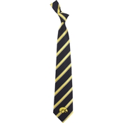 Eagles Wings NCAA Iowa Hawkeyes Woven Tie