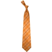 Eagles Wings NCAA Illinois Fighting Illini Oxford Woven Silk Tie