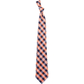 Eagles Wings NCAA Illinois Fighting Illini Woven Check Tie