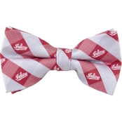 Eagles Wings NCAA Indiana Hoosiers Woven Check Bow Tie