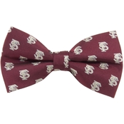 Eagles Wings NCAA Florida State Seminoles Woven Repeat Logo Bow Tie