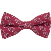 Eagles Wings NCAA South Carolina Gamecocks Woven Repeat Logo Bow Tie