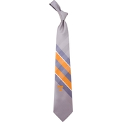 Eagles Wings NCAA Tennessee Volunteers Woven Grid Tie