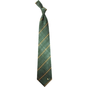 Eagles Wings NCAA Miami Hurricanes Oxford Woven Tie
