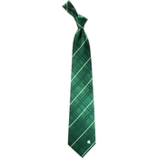 Eagles Wings NCAA Michigan State Spartans Oxford Woven Silk Tie