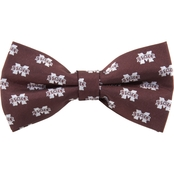 Eagles Wings NCAA Mississippi State Bulldogs Woven Repeat Logo Bow Tie