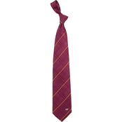 Eagles Wings NCAA Virginia Tech Hokies Oxford Woven Silk Tie