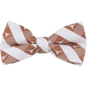 Eagles Wings NCAA Texas Longhorns Woven Check Bow Tie