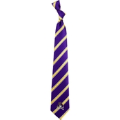 Eagles Wings NCAA East Carolina Pirates Woven Tie