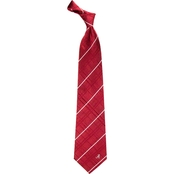 Eagles Wings NCAA Alabama Crimson Tide Oxford Woven Silk Tie