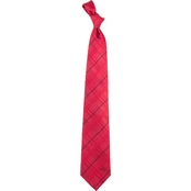 Eagles Wings NCAA Arkansas Razorbacks Oxford Woven Silk Tie