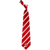 Eagles Wings NCAA Indiana Hoosiers Woven Tie