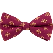 Eagles Wings NCAA Iowa State Cyclones Woven Repeat Logo Bow Tie