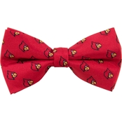 Eagles Wings NCAA Louisville Cardinals Woven Bow Tie Repeat