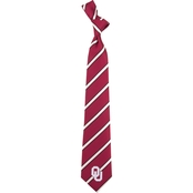 Eagles Wings NCAA Oklahoma Sooners Woven Tie
