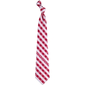 Eagles Wings NCAA Oklahoma Sooners Woven Check Tie