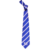 Eagles Wings NCAA Kentucky Wildcats Woven Tie