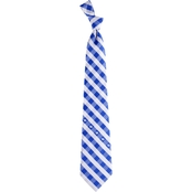 Eagles Wings NCAA Kentucky Wildcats Woven Check Tie