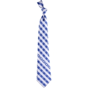 Eagles Wings NCAA Memphis Tigers Woven Check Tie