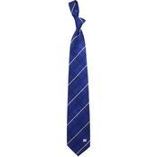 Eagles Wings NCAA Michigan Wolverines Oxford Woven Silk Tie