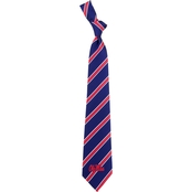 Eagles Wings NCAA Mississippi Ole Miss Rebels Woven Tie