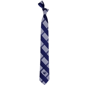 Eagles Wings NCAA Penn State Nittany Lions Woven Skinny Plaid Tie
