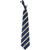 Eagles Wings NCAA U.S. Naval Academy Woven Tie