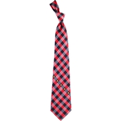 Eagles Wings NCAA Maryland Terrapins Woven Check Tie