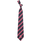 Eagles Wings NCAA North Carolina State Wolfpack Woven Tie