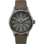 Timex Men's Expedition Scout Metal Watch TW4B01700