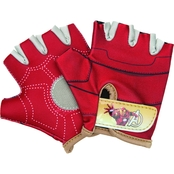 Bell Sports Child Ironman Pad Set, Red
