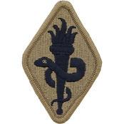 Army Patch Medical Center School Velcro (OCP)