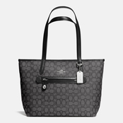 COACH WOMEN'S TAYLOR TOTE IN SIGNATURE JACQUARD